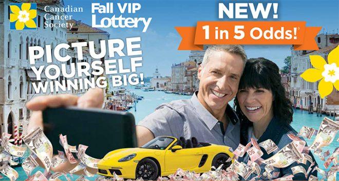 Fall VIP Lottery