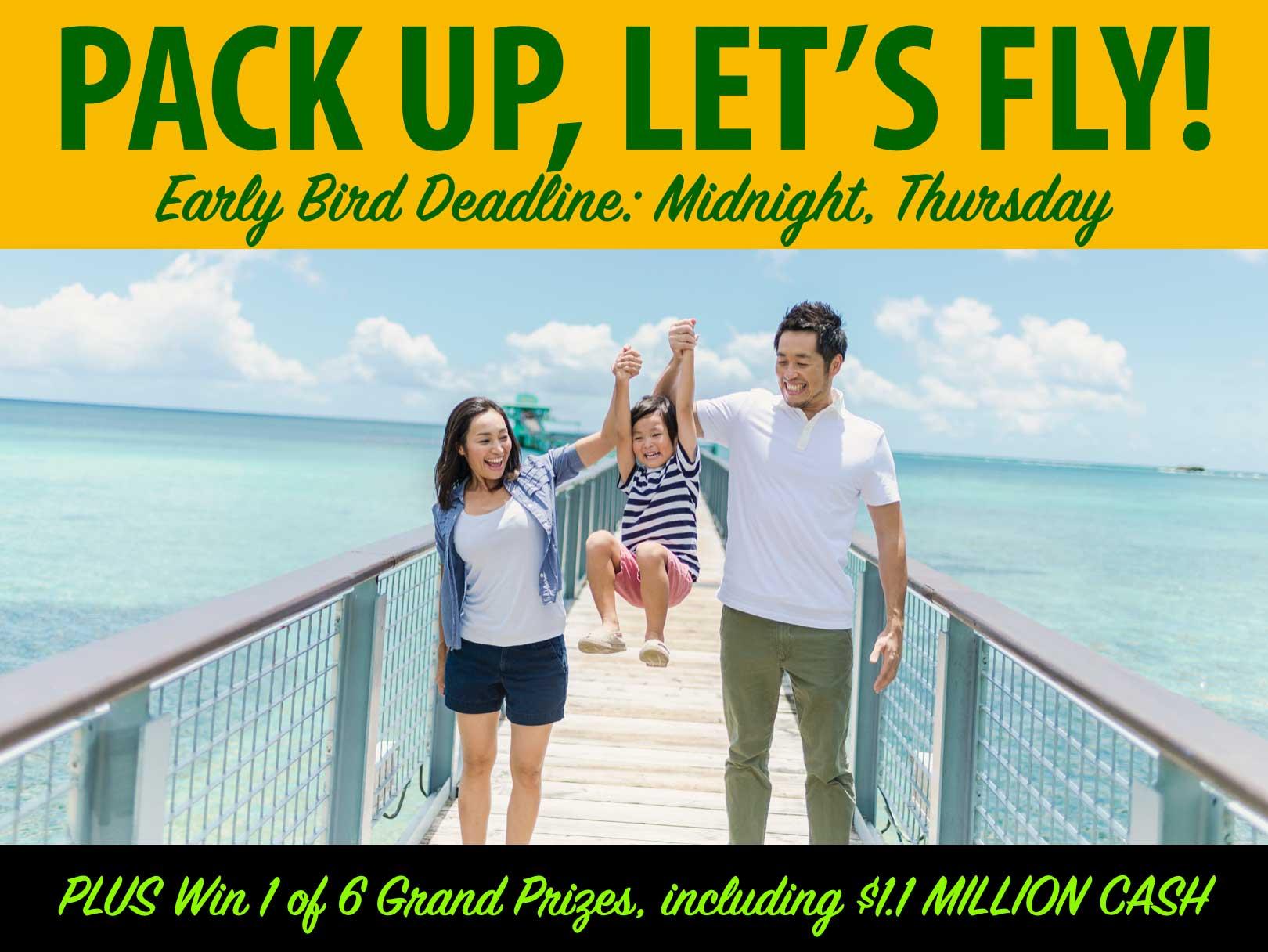 Don't Miss HSC's Early Bird Deadline Thursday