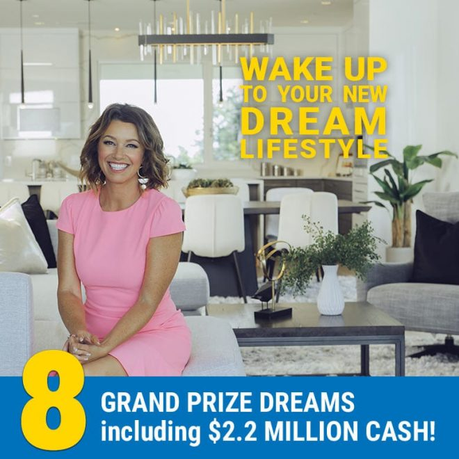 The Home Lottery News™ - Fresh News About Charitable Lotteries and