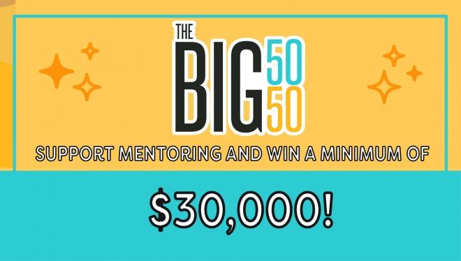 The BIG 50/50